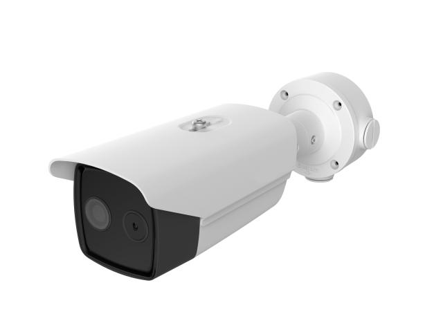 Тепловизионная цилиндрическая IP-камера